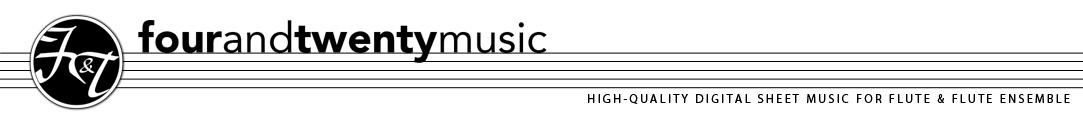 Four and Twenty Music